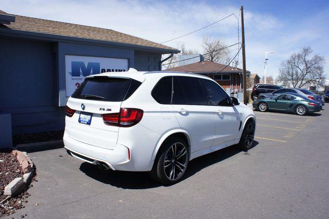 Bmw Dealership Denver >> 2017 Used BMW X5 M Sports Activity Vehicle at Maaliki ...