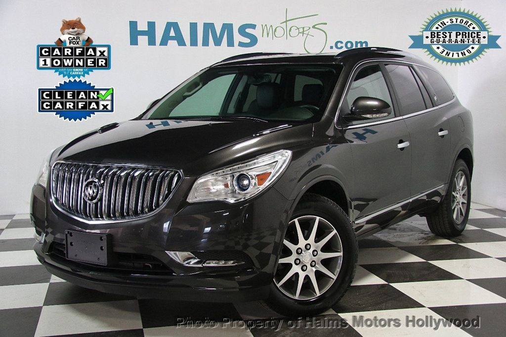 2017 Buick Enclave AWD 4dr Leather - 17107548 - 0