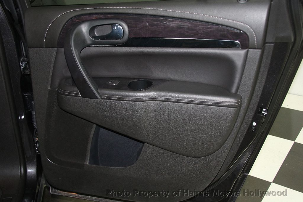 2017 Buick Enclave AWD 4dr Leather - 17107548 - 12