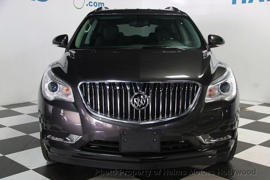 2017 Buick Enclave AWD 4dr Leather - 17107548 - 2