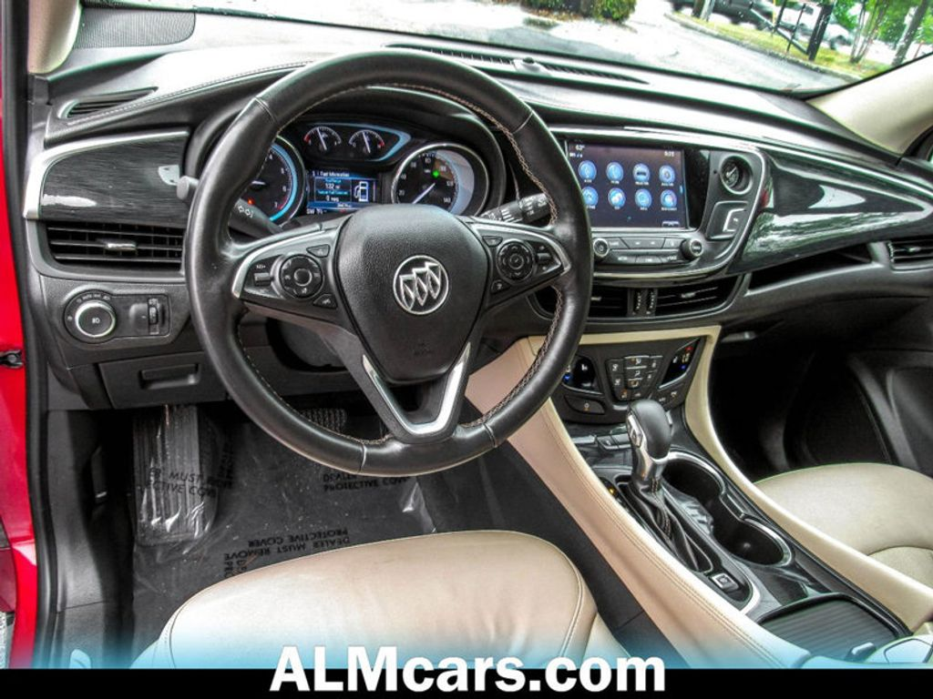 2017 Buick Envision FWD 4dr Essence - 17543859 - 10