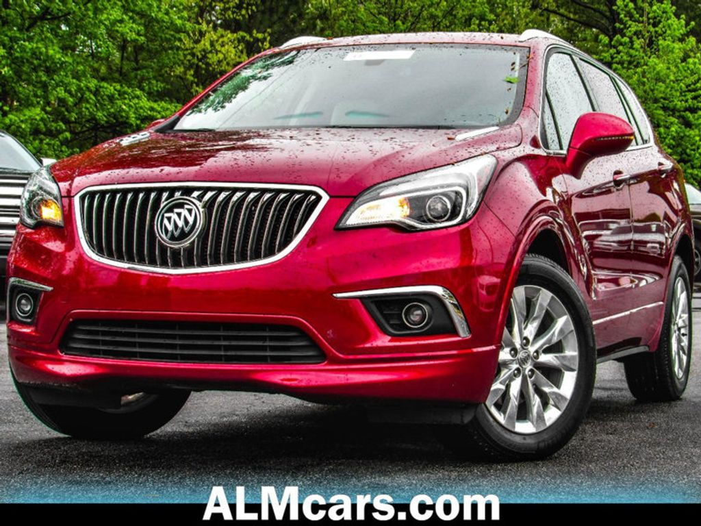 2017 Buick Envision FWD 4dr Essence - 17543859 - 1