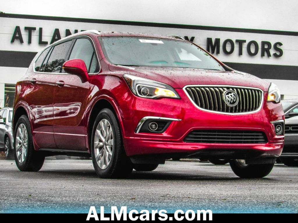 2017 Buick Envision FWD 4dr Essence - 17543859 - 3