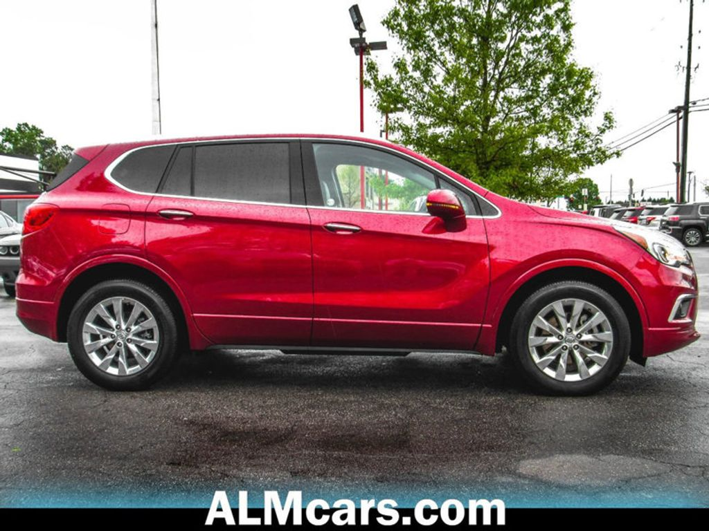 2017 Buick Envision FWD 4dr Essence - 17543859 - 4