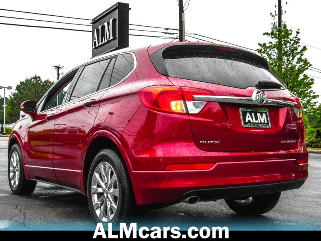 2017 Buick Envision FWD 4dr Essence - 17543859 - 7
