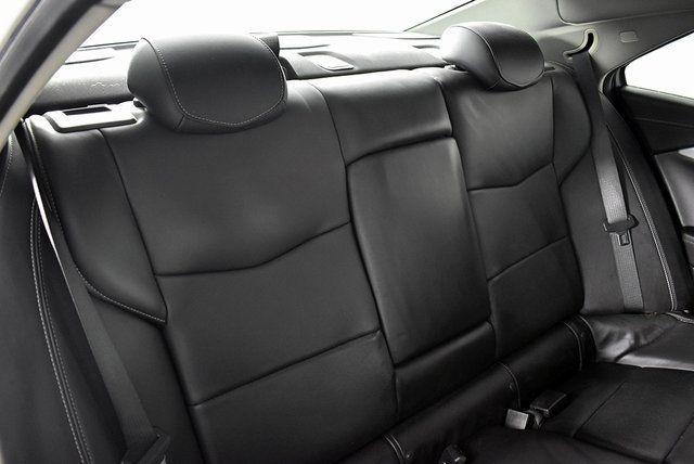 cadillac ats 0l turbo luxury sedan cars