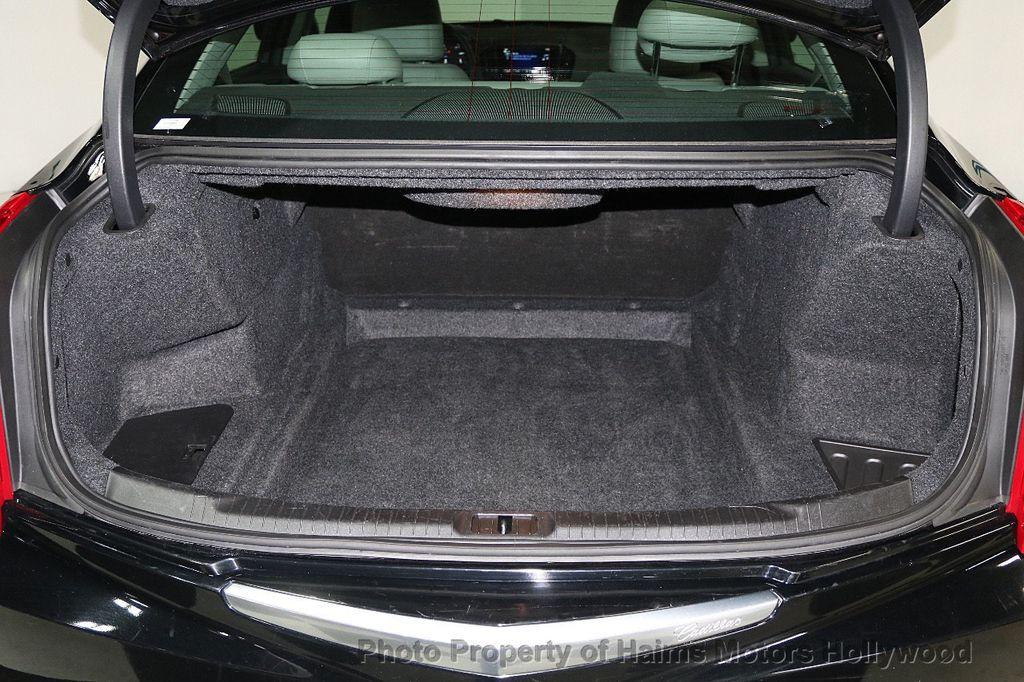 2017 Cadillac ATS Sedan 4dr Sedan 2.0L AWD - 17724894 - 10