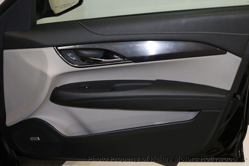 2017 Cadillac ATS Sedan 4dr Sedan 2.0L AWD - 17724894 - 14