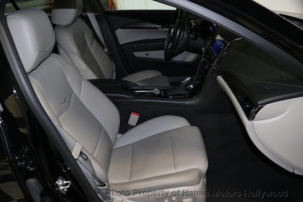 2017 Cadillac ATS Sedan 4dr Sedan 2.0L AWD - 17724894 - 15