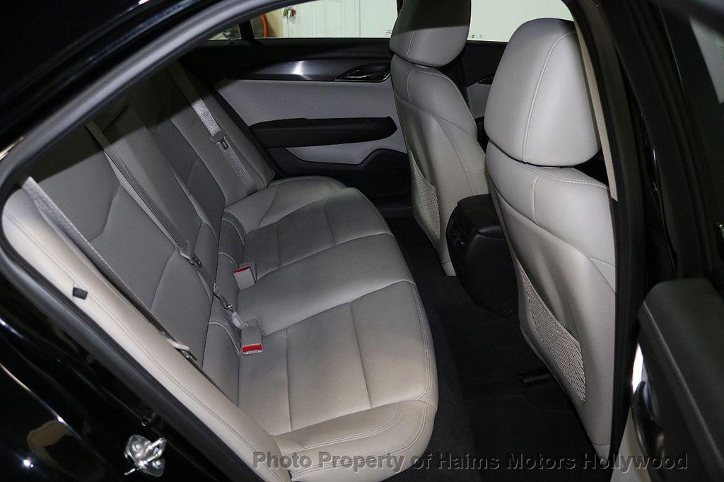2017 Cadillac ATS Sedan 4dr Sedan 2.0L AWD - 17724894 - 16