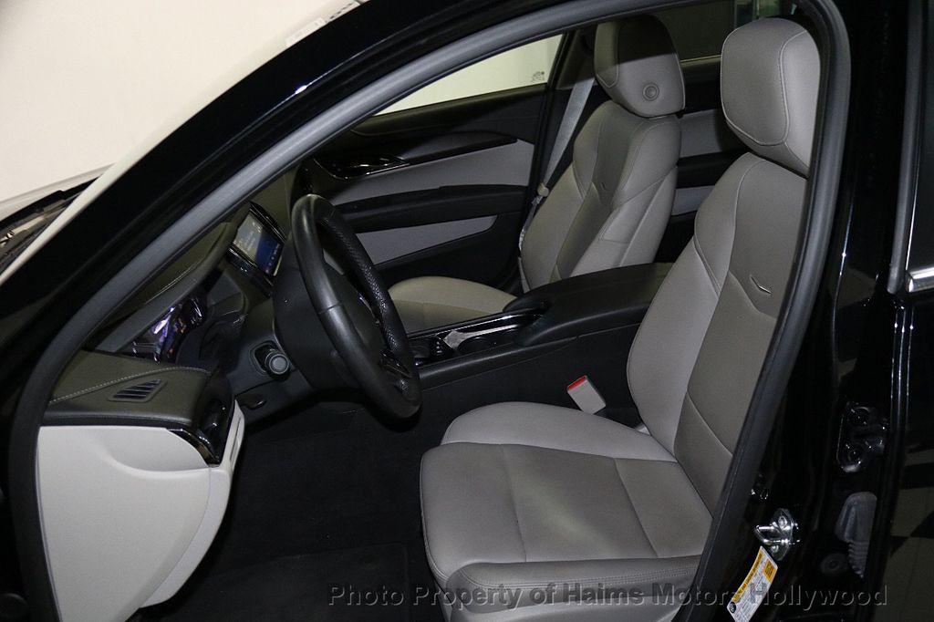 2017 Cadillac ATS Sedan 4dr Sedan 2.0L AWD - 17724894 - 18