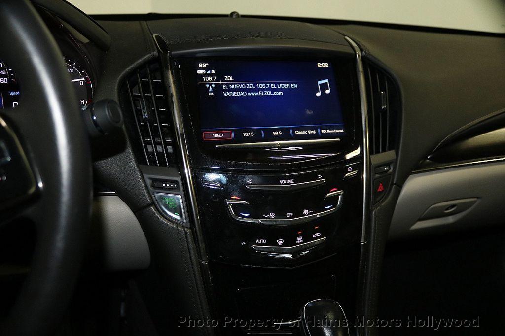 2017 Cadillac ATS Sedan 4dr Sedan 2.0L AWD - 17724894 - 21