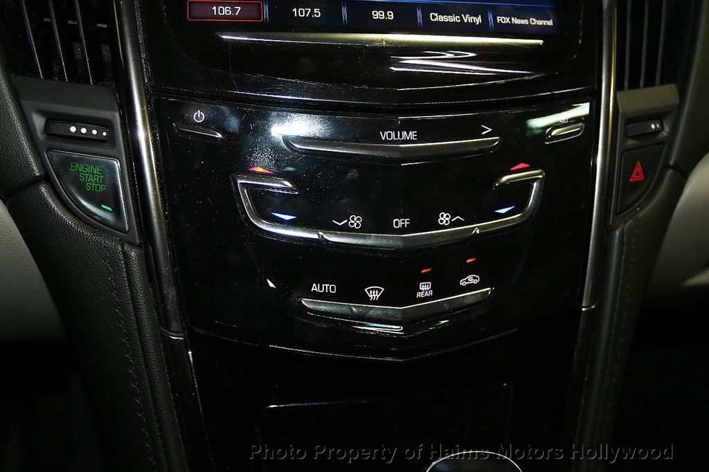 2017 Cadillac ATS Sedan 4dr Sedan 2.0L AWD - 17724894 - 23