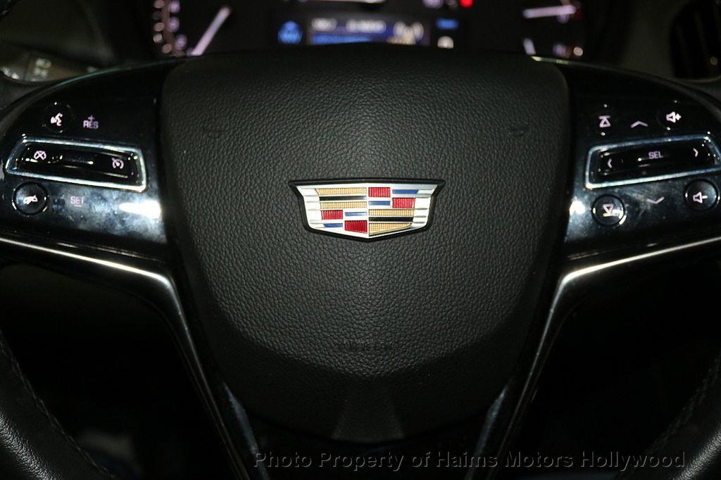 2017 Cadillac ATS Sedan 4dr Sedan 2.0L AWD - 17724894 - 28
