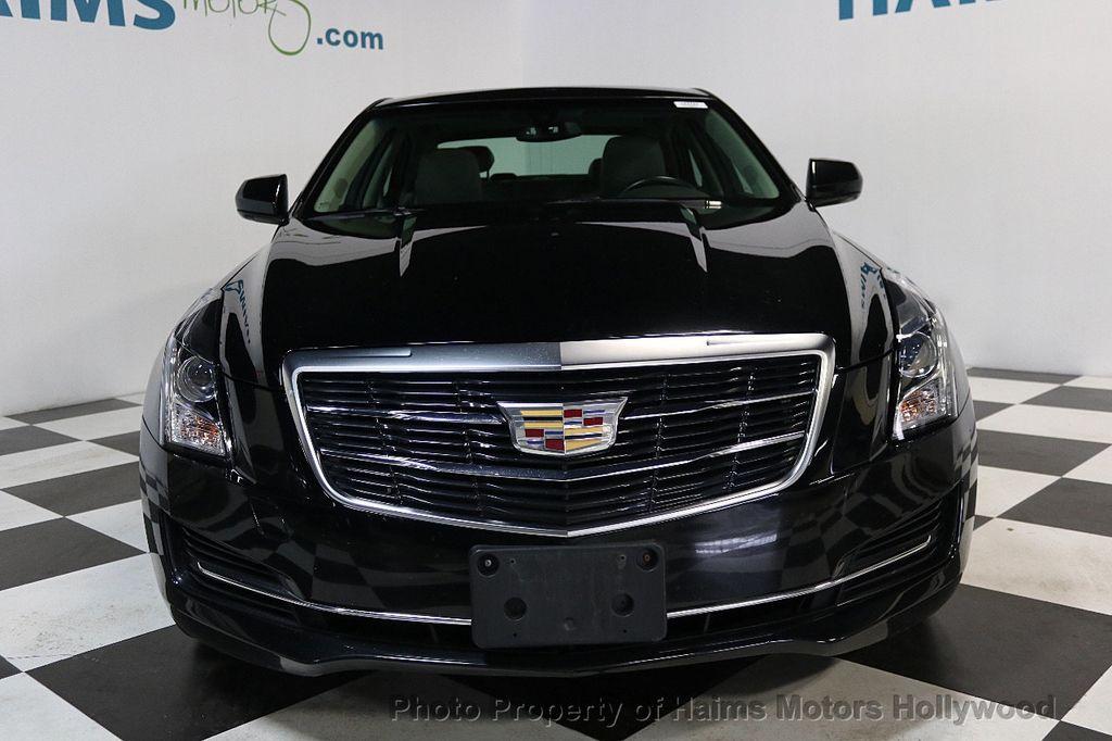 2017 Cadillac ATS Sedan 4dr Sedan 2.0L AWD - 17724894 - 2