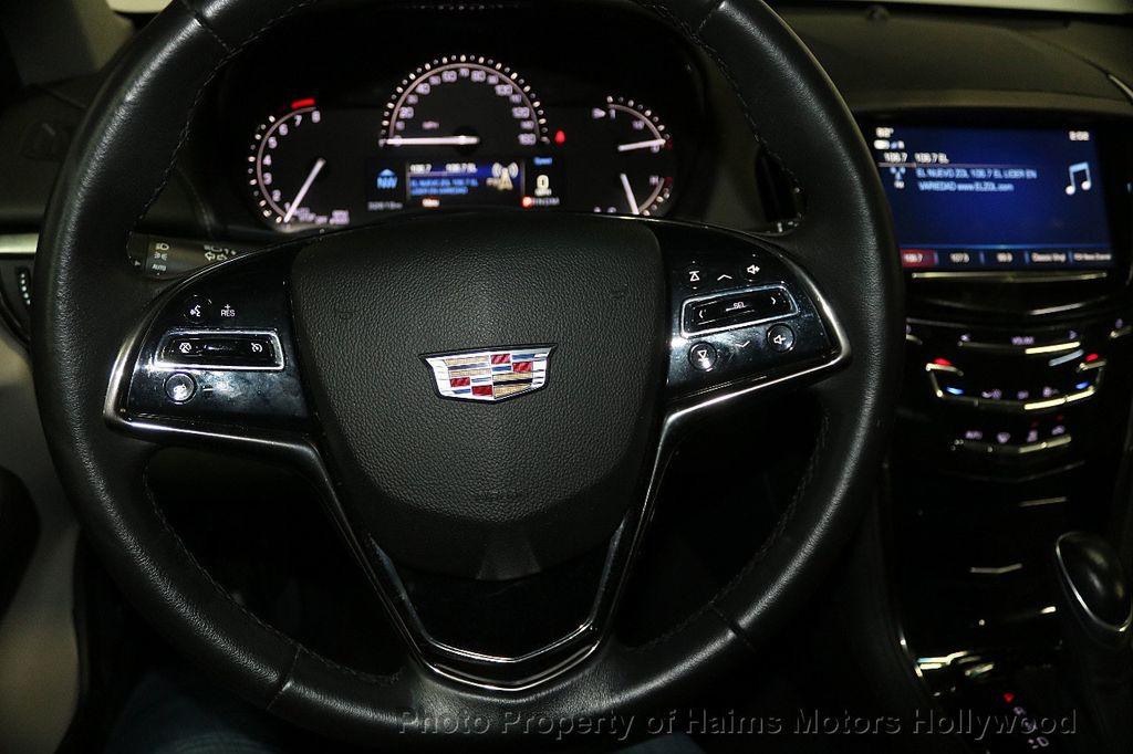 2017 Cadillac ATS Sedan 4dr Sedan 2.0L AWD - 17724894 - 29