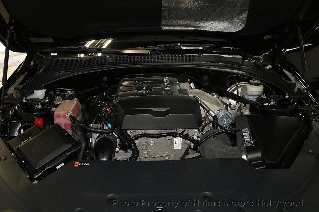 2017 Cadillac ATS Sedan 4dr Sedan 2.0L AWD - 17724894 - 34
