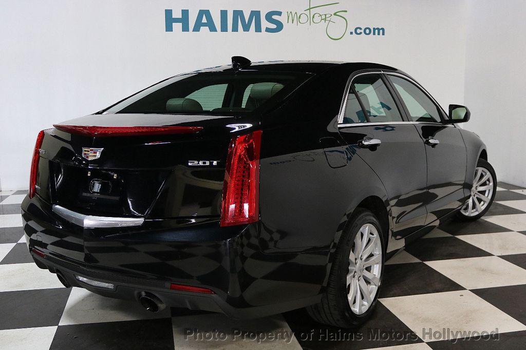 2017 Cadillac ATS Sedan 4dr Sedan 2.0L AWD - 17724894 - 6
