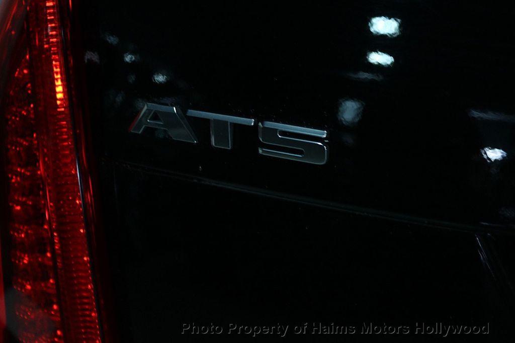2017 Cadillac ATS Sedan 4dr Sedan 2.0L AWD - 17724894 - 8