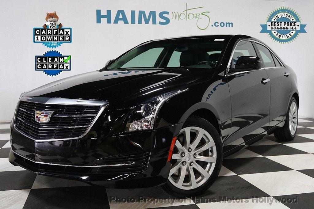2017 Cadillac ATS Sedan 4dr Sedan 2.0L AWD - 17760199 - 0
