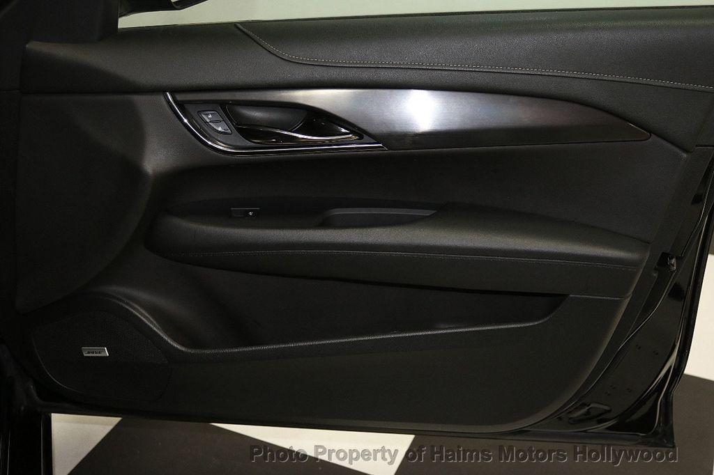 2017 Cadillac ATS Sedan 4dr Sedan 2.0L AWD - 17760199 - 14