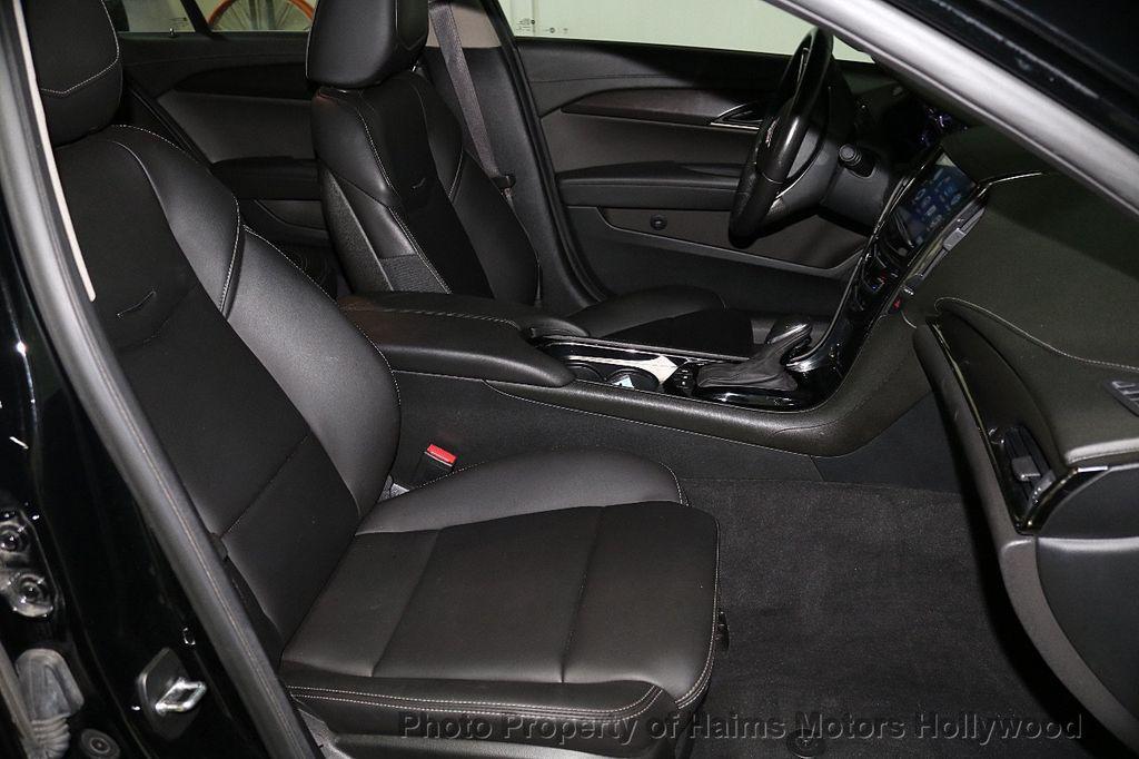 2017 Cadillac ATS Sedan 4dr Sedan 2.0L AWD - 17760199 - 15