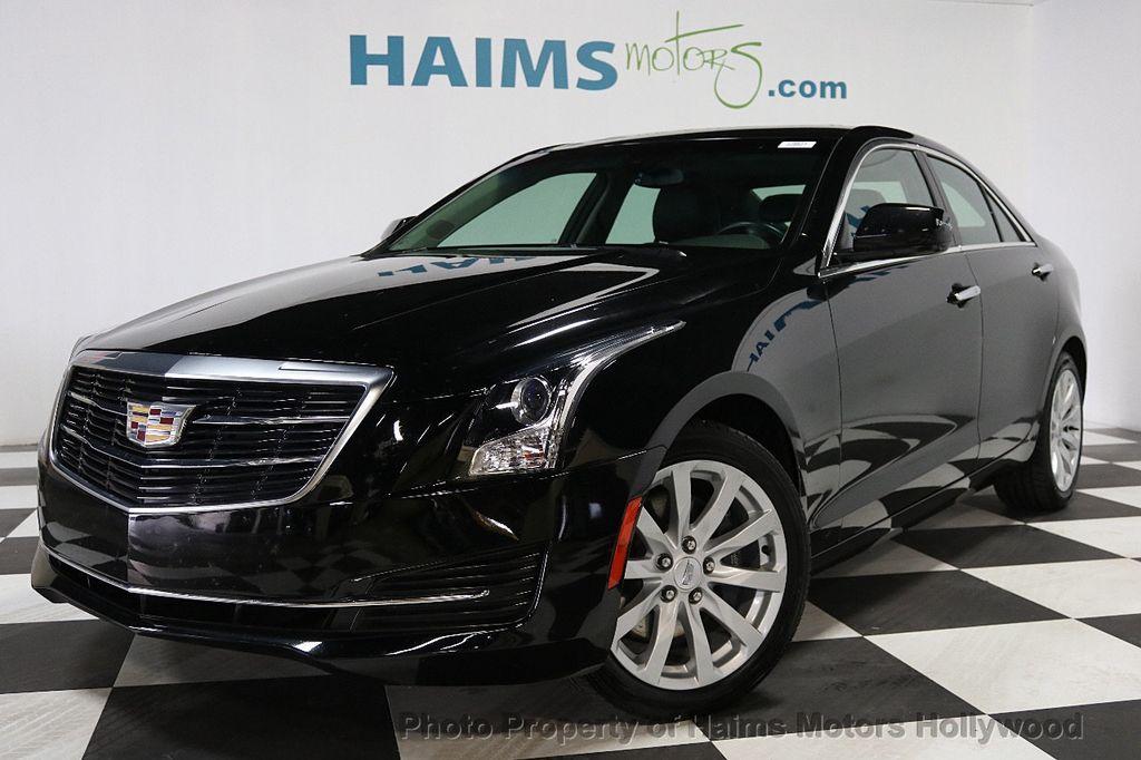 2017 Cadillac ATS Sedan 4dr Sedan 2.0L AWD - 17760199 - 1