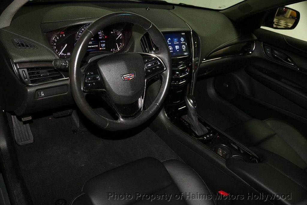 2017 Cadillac ATS Sedan 4dr Sedan 2.0L AWD - 17760199 - 19