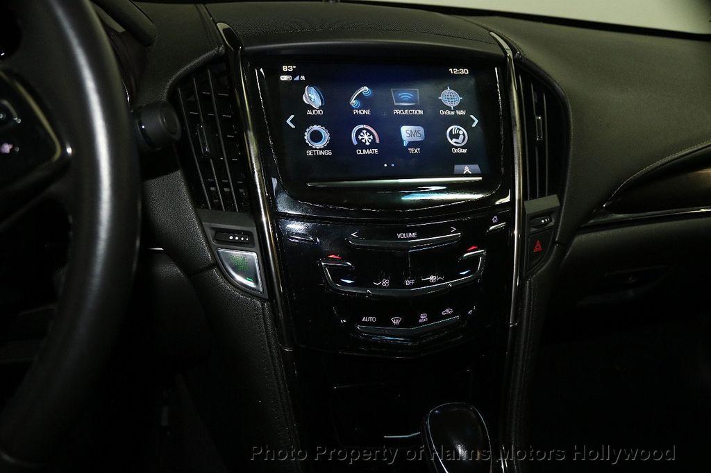2017 Cadillac ATS Sedan 4dr Sedan 2.0L AWD - 17760199 - 21