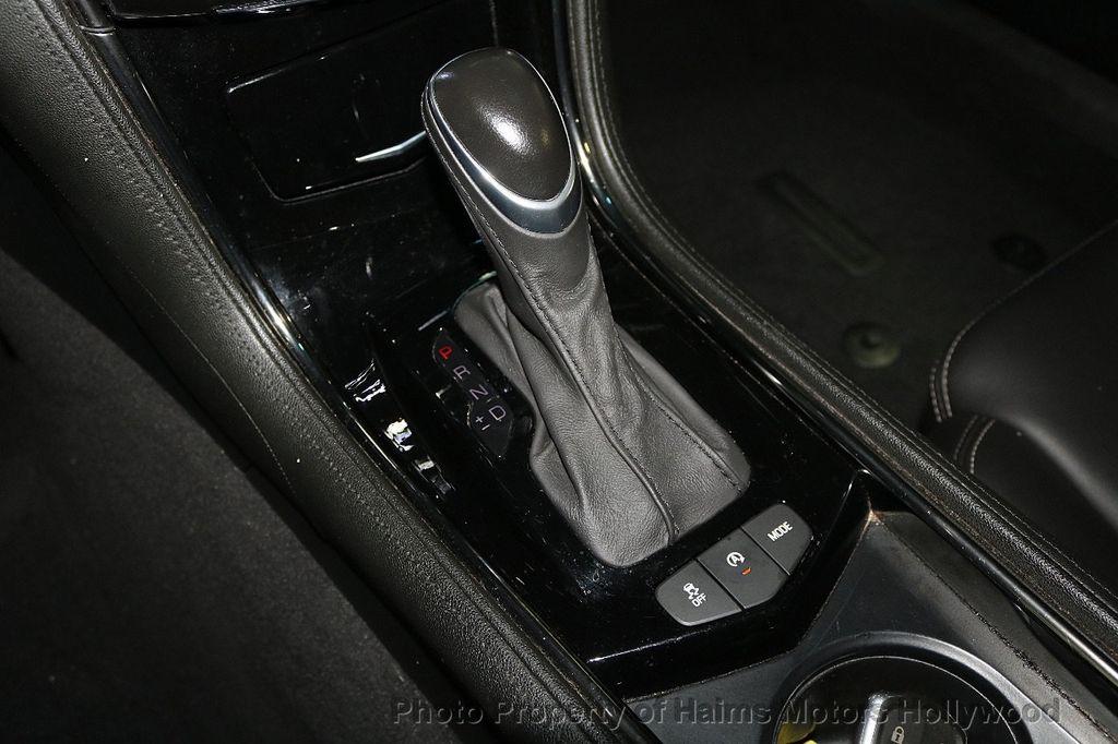 2017 Cadillac ATS Sedan 4dr Sedan 2.0L AWD - 17760199 - 24