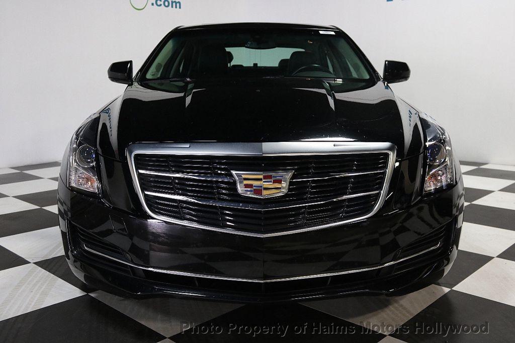 2017 Cadillac ATS Sedan 4dr Sedan 2.0L AWD - 17760199 - 2
