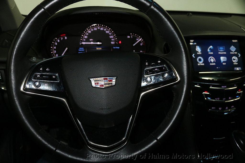 2017 Cadillac ATS Sedan 4dr Sedan 2.0L AWD - 17760199 - 29