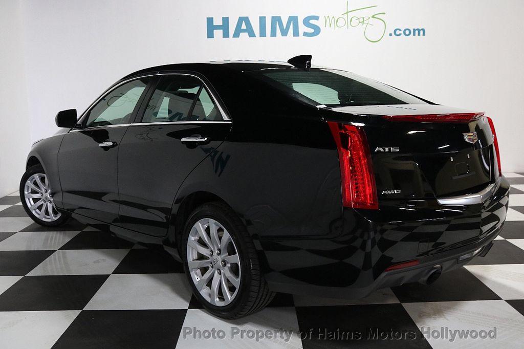 2017 Cadillac ATS Sedan 4dr Sedan 2.0L AWD - 17760199 - 4