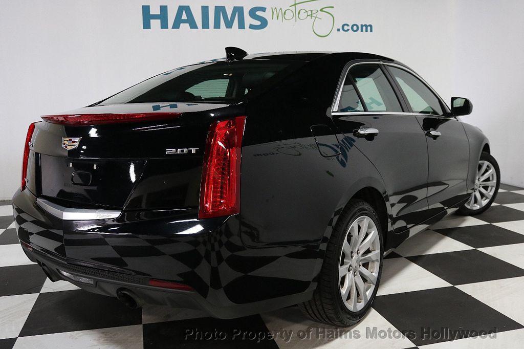 2017 Cadillac ATS Sedan 4dr Sedan 2.0L AWD - 17760199 - 6