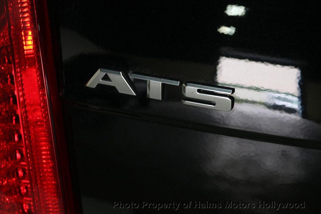 2017 Cadillac ATS Sedan 4dr Sedan 2.0L AWD - 17760199 - 8