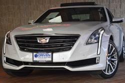2017 Cadillac CT6 Sedan - 1G6KD5RS1HU158353