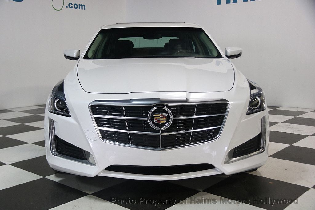 2017 Cadillac CTS Sedan 4dr Sedan 3.6L Luxury RWD - 17207064 - 2