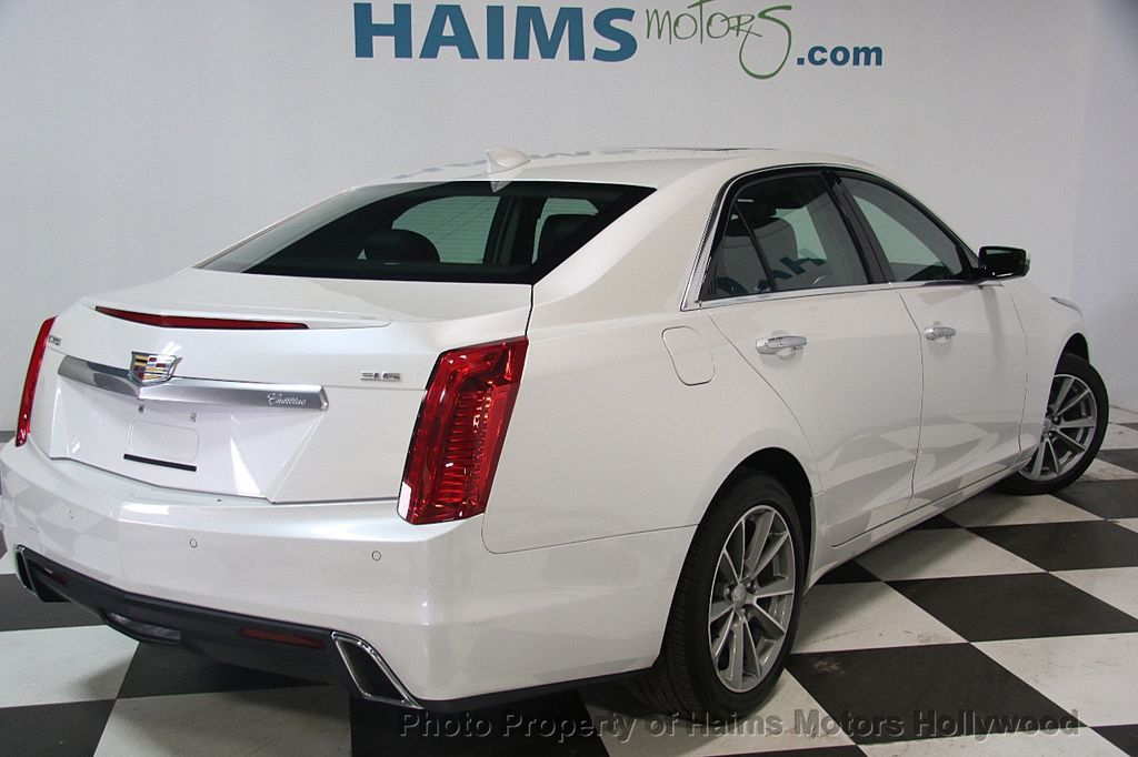 2017 Cadillac CTS Sedan 4dr Sedan 3.6L Luxury RWD - 17207064 - 6
