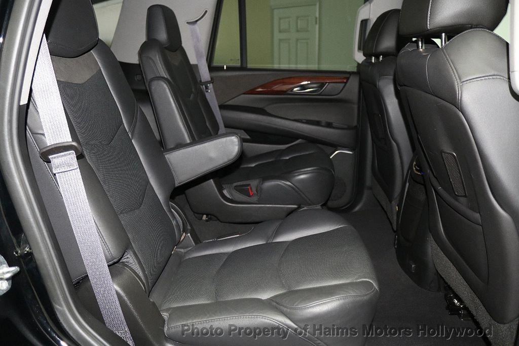 2017 Cadillac Escalade 4WD 4dr Luxury - 17886158 - 15