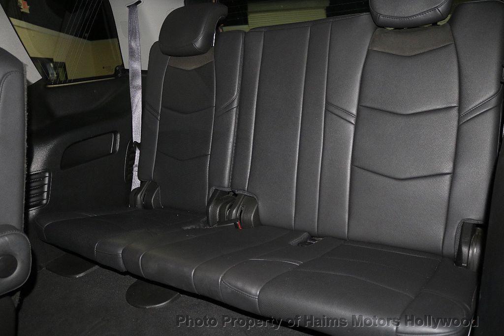 2017 Cadillac Escalade 4WD 4dr Luxury - 17886158 - 17