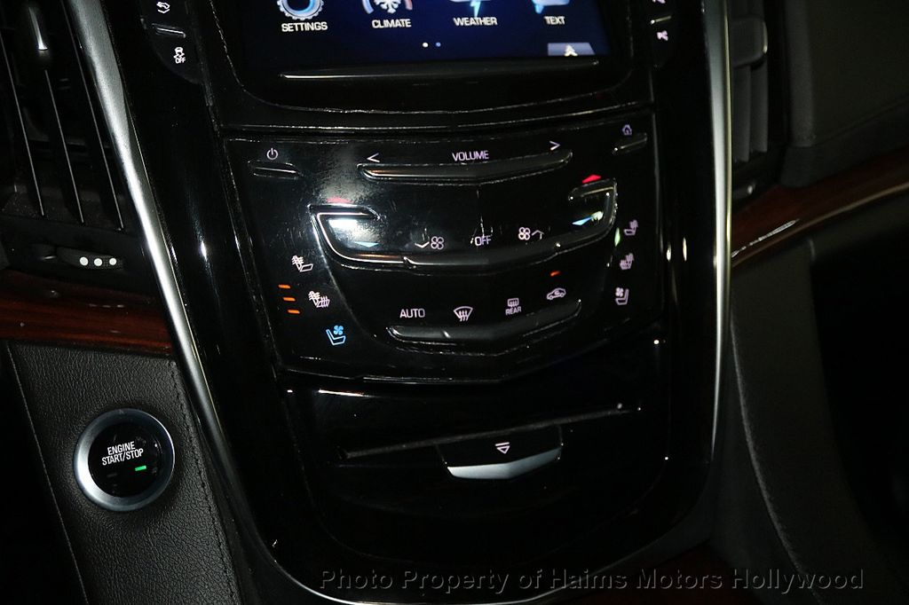 2017 Cadillac Escalade 4WD 4dr Luxury - 17886158 - 23