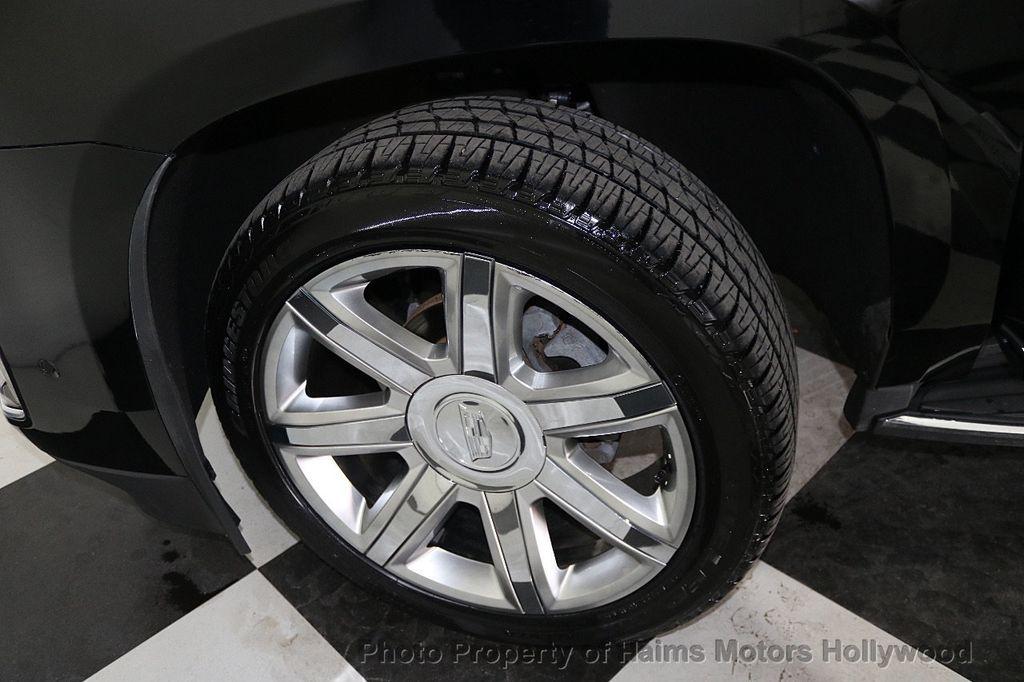 2017 Cadillac Escalade 4WD 4dr Luxury - 17886158 - 36