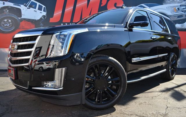 Used Cadillac Escalade For Sale >> 2017 Used Cadillac Escalade W Luxury Pkg Only 66k M Ca 1 Owner Like New At Jim S Auto Sales Serving Harbor City Ca Iid 18722808
