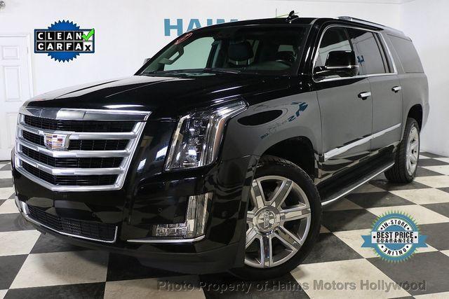 2017 Used Cadillac Escalade Esv 2wd 4dr Luxury At Haims Motors