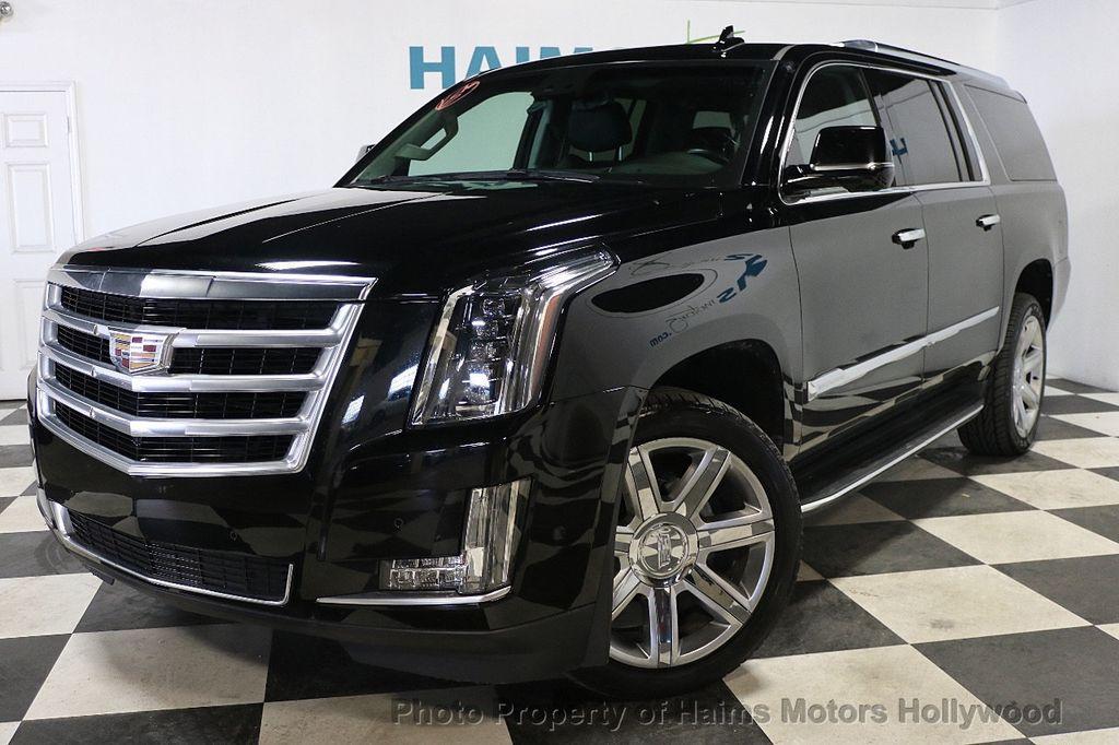 2017 Cadillac Escalade Esv 2wd 4dr Luxury 17948713 1