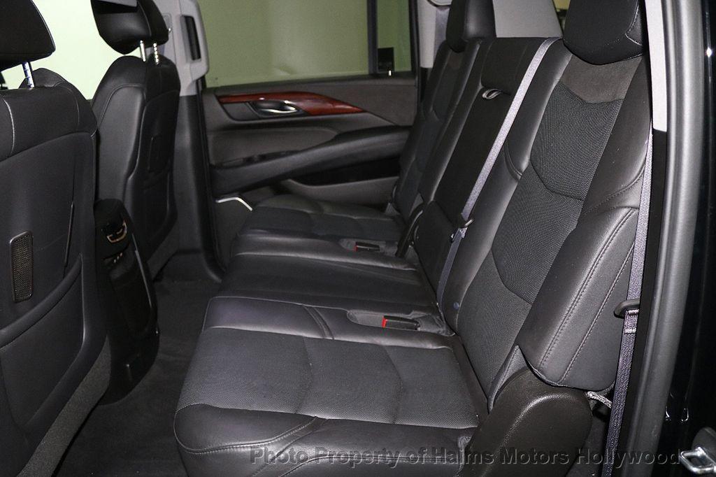 2017 Cadillac Escalade ESV 2WD 4dr Luxury - 17948713 - 20