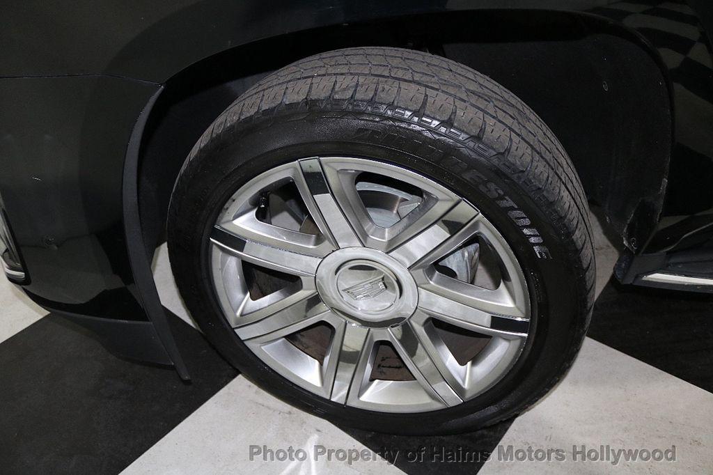 2017 Cadillac Escalade ESV 2WD 4dr Luxury - 17948713 - 39