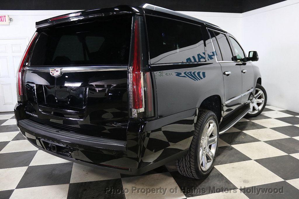 2017 Cadillac Escalade ESV 2WD 4dr Luxury - 17948713 - 6