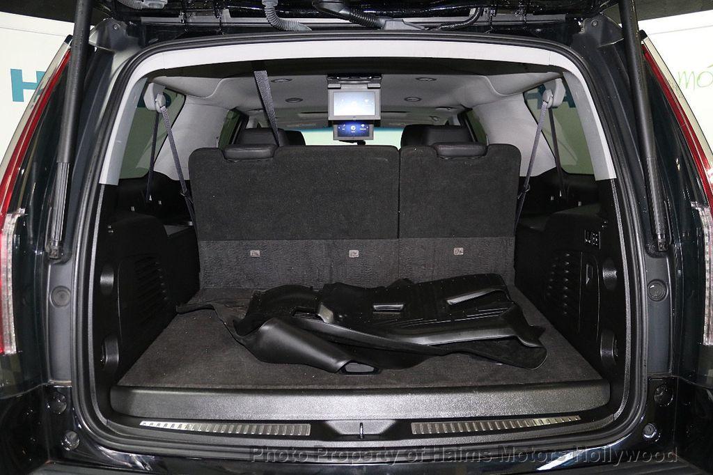 2017 Cadillac Escalade ESV 2WD 4dr Luxury - 17948713 - 7