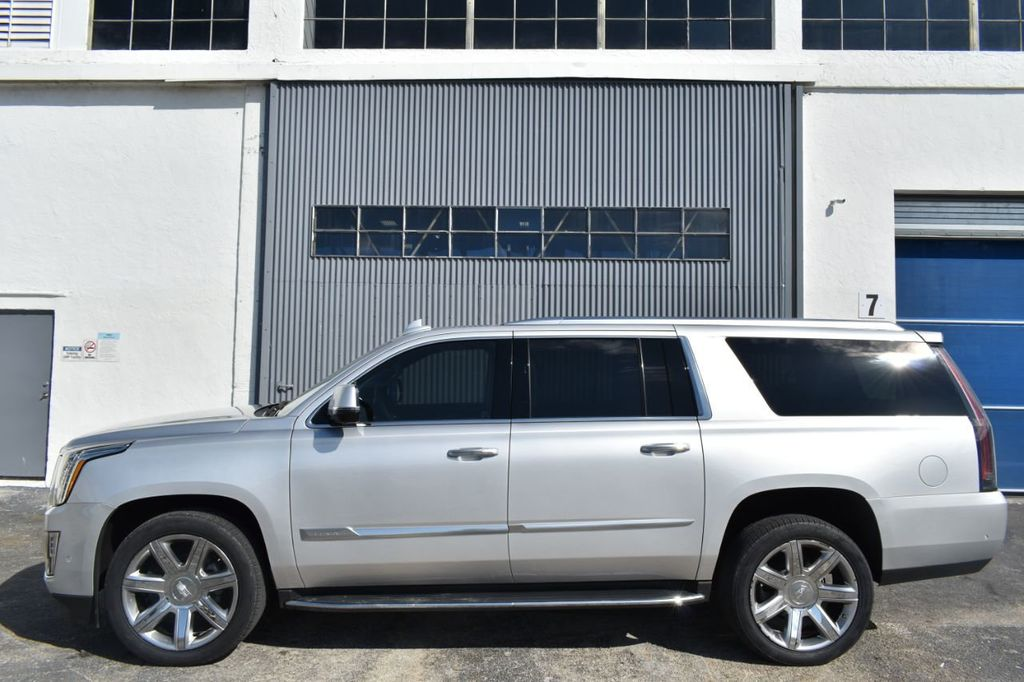 2017 Cadillac Escalade Esv Premium Luxury >> 2017 Used Cadillac Escalade Esv Escalade Esv Premium Luxury Sunroof Rear Dvd At C K Auto Imports South Serving Pompano Beach Fl Iid 19465897